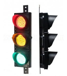 100MM 3 way Hi Flux Arrow Traffic Light