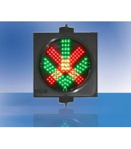 200MM 2IN1 LED TRAFFIC LIGHT