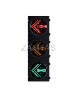300mm 3-Way Hi-Flux LED ARROW Traffic Light