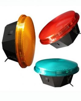 100mm R/Y/G Hi-Flux LED Traffic Light Module