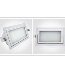 40W SQUARE SHOPLIGHTER