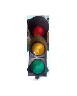 300mm 3-Way Hi-Intensity LED Traffic Light