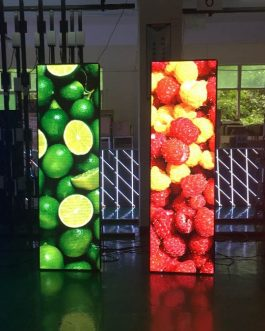 P2.5 Poster/Mirror led display