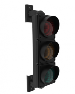 100MM HIGH POWER LED TRAFFIC LIGHT