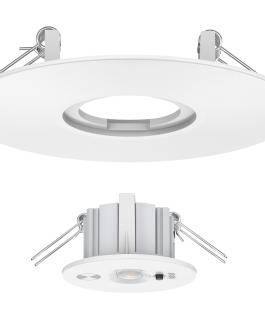 Surface/Recessed Mounting LED Emergency Light