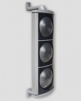 Diameter 210mm Aluminum LED Traffic Signals