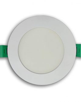 13W LED Downlight | Tri-color | Dimmable | Flat